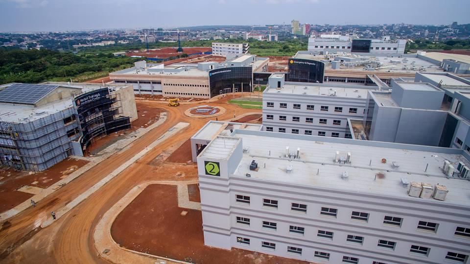 Back off new Legon hospital – Minority to Health Ministry | Starr Fm