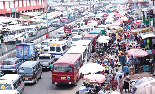 The Kaneshie Market
