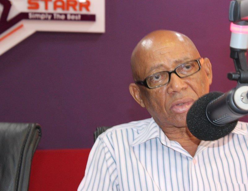 Former head of CHRAJ Justice Emile Short