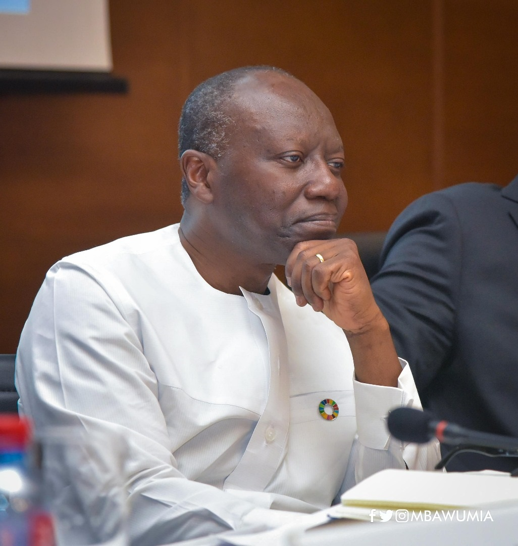 Ken Ofori Atta - Minister of Finance