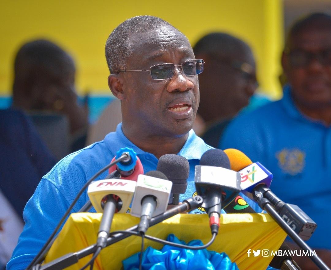 Kofi Nti - GRA commissioner