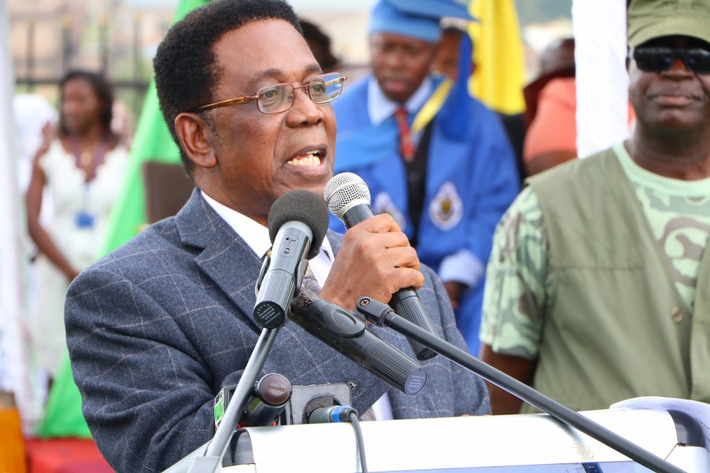 Minister in Charge of Tertiary Education, Professor Kwesi Yankah