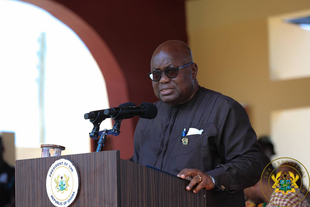 Nana Akufo-Addo on Free SHS