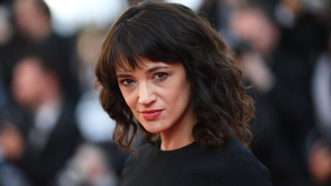 Asia Argento was one of the first women to accuse Harvey Weinstein of sexual assault