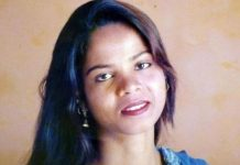 Asia Bibi's case had been hugely divisive in religiously conservative Pakistan