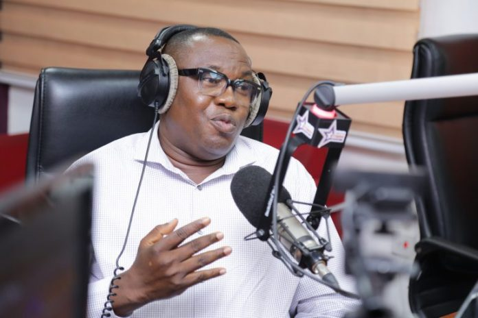 Samuel Ofosu-Ampofo is the National Chair of the NDC