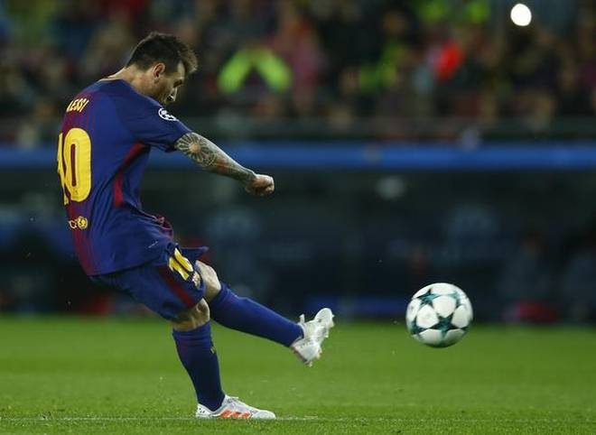 Messi scores 400th La Liga goal for Barcelona | Starr Fm