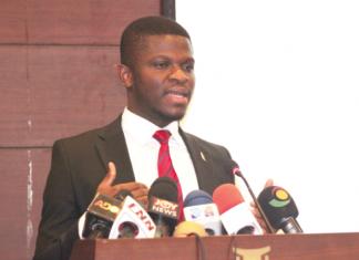 Sammy Gyamfi is NDC's National Communications Director