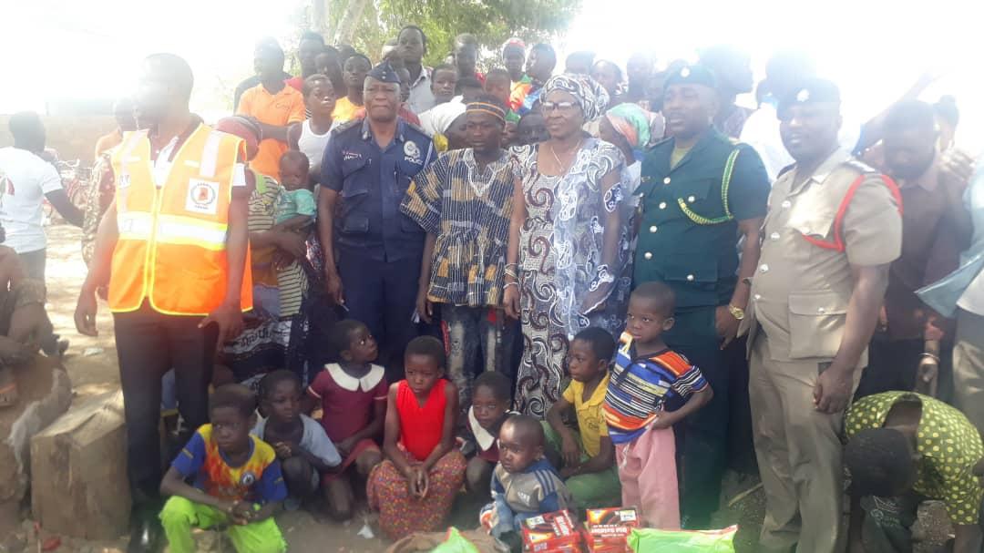 UE/R: 275 persons flee to Ghana over Burkina Faso clash
