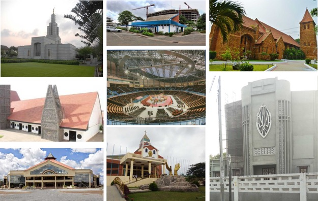 A surfeit of cathedrals, churches, chapels, temples in Ghana: Who needs a national cathedral?