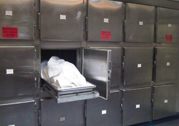 Dead man grabs brother's hands in mortuary   The Guardian ...  Mortuary