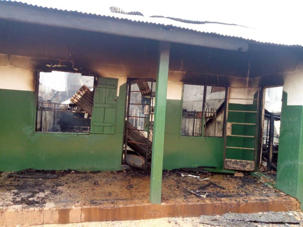 St Charles SHS shut down over fire outbreaks