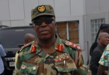 Major General Francis Vib-Sanziri