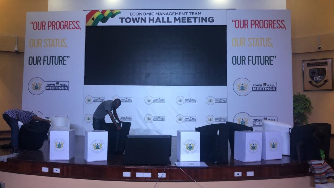 Import duties, Sinohydro, exchange rate to dominate Bawumia's Town Hall Meeting