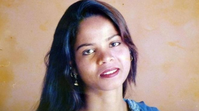 Asia Bibi spent years in solitary confinement after her conviction