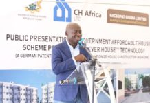 Works and Housing Minister Atta Akyea