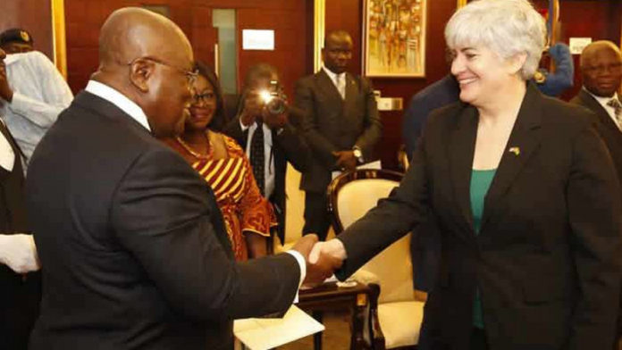 We're ready to help Ghana deal with security threats - US - Starr Fm