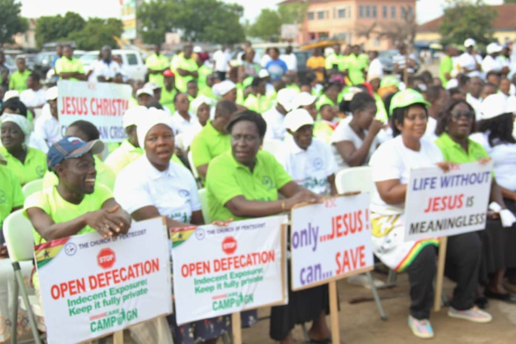 E/R: Minister lauds Church of Pentecost's env'tal care ...