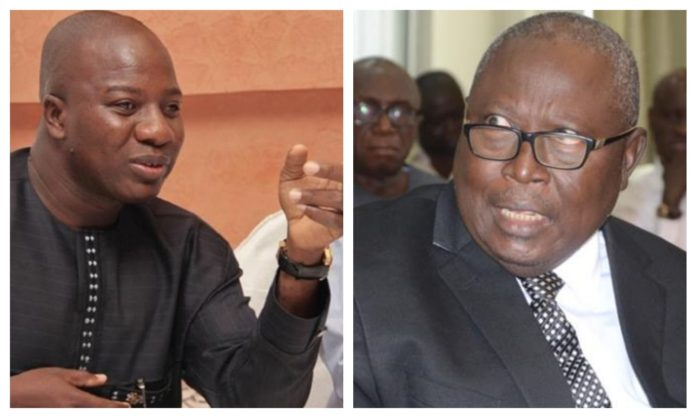 Ayariga's suit against Amidu thrown out