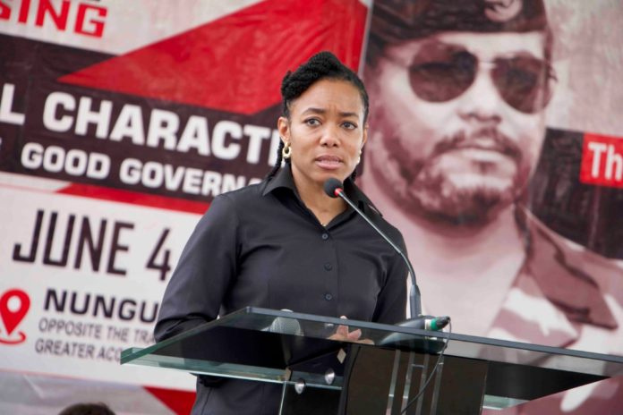 Let's hold our leaders accountable - Zanetor Rawlings - Starr Fm
