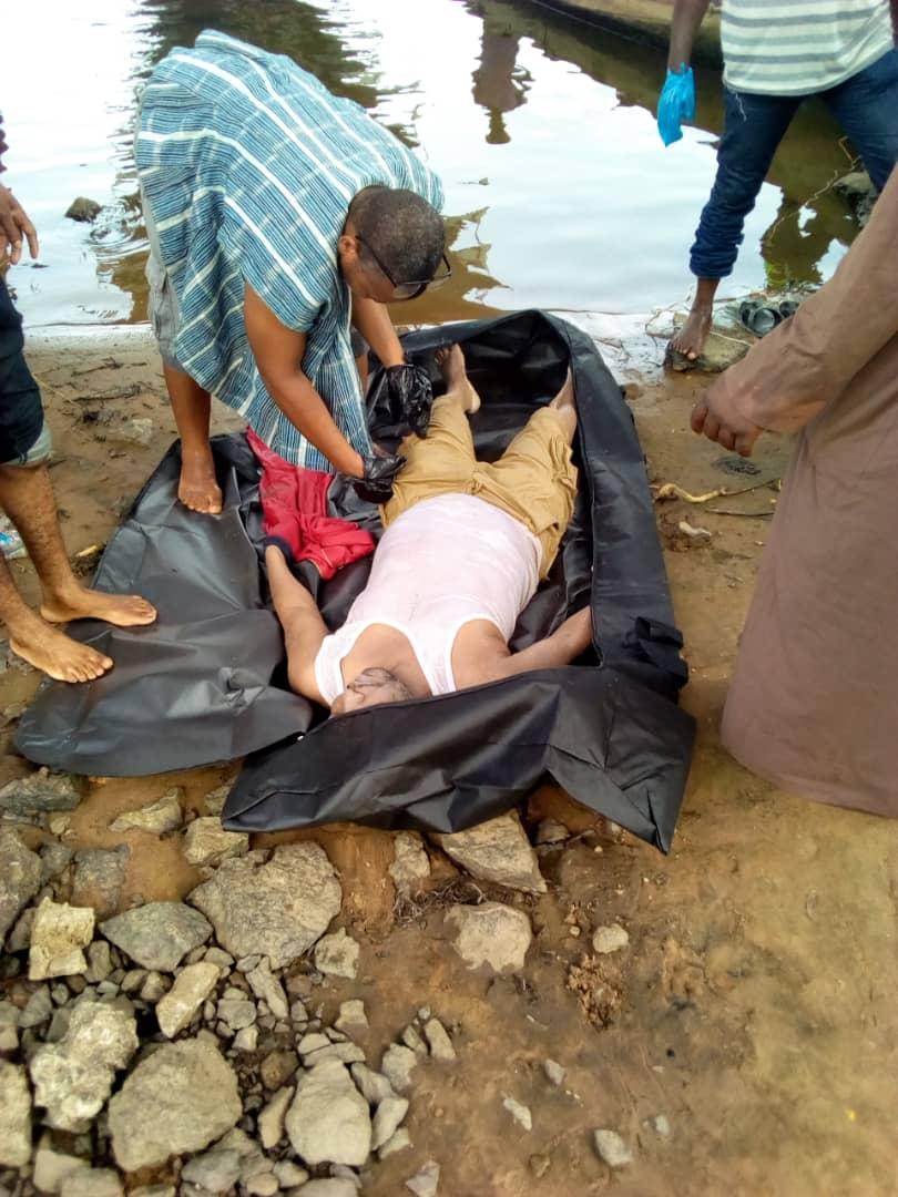 Body Of Man Found Floating On Volta Lake