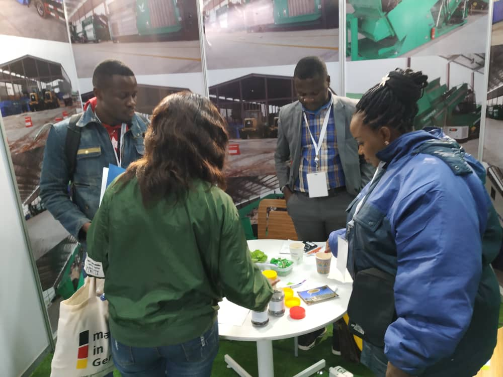 Zoomlion displays smart integrated waste mgmt  tech at IFAT expo