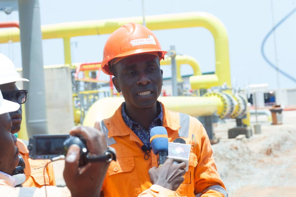 Ghana GAS CEO achieving results with local expertise - PRO - Starr Fm