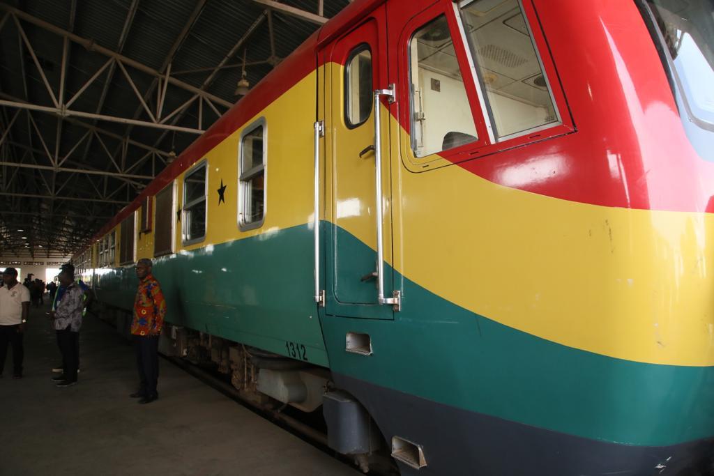 We'll build a first class railway network – Akufo-Addo 2