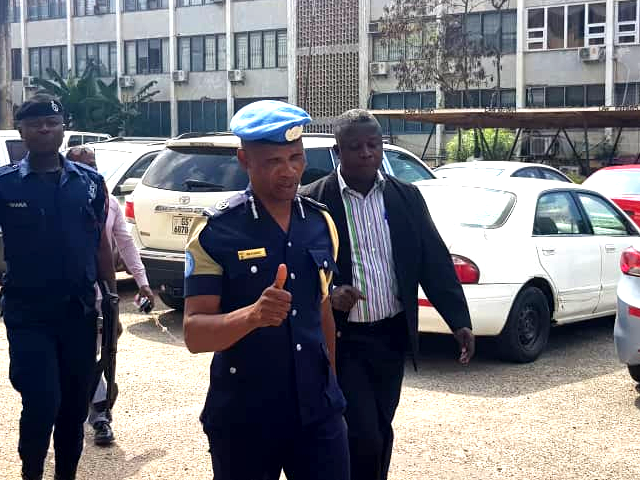 Alleged Coup plot: Trial for Agodzor, 9 others to commence January