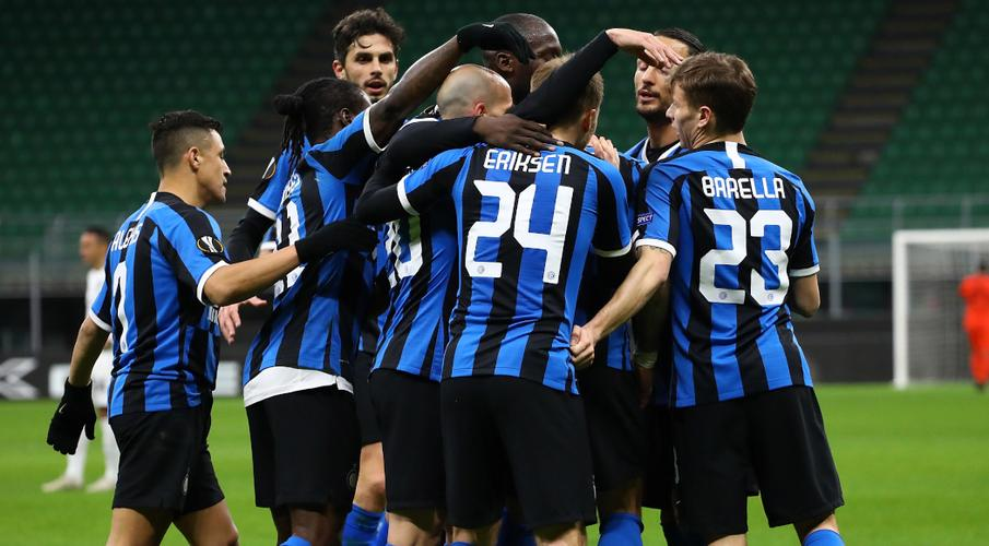 Europa League Inter Milan Advance Behind U2018surreal U2019 Closed