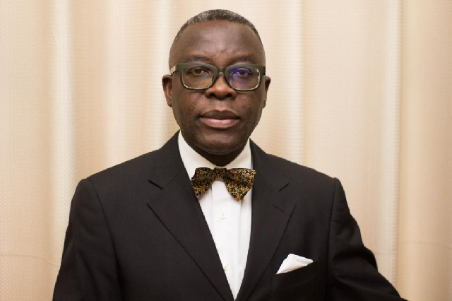 Appiah-Adu inducted into Academy of Arts and Sciences