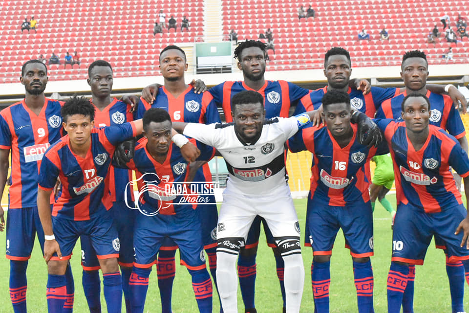 GPL: Justice Blay blows Hearts away as Legon Cities and Karela share spoils  - Starr Fm