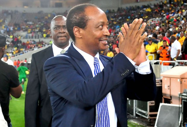 South Africa's Patrice Motsepe elected new CAF President - Starr Fm