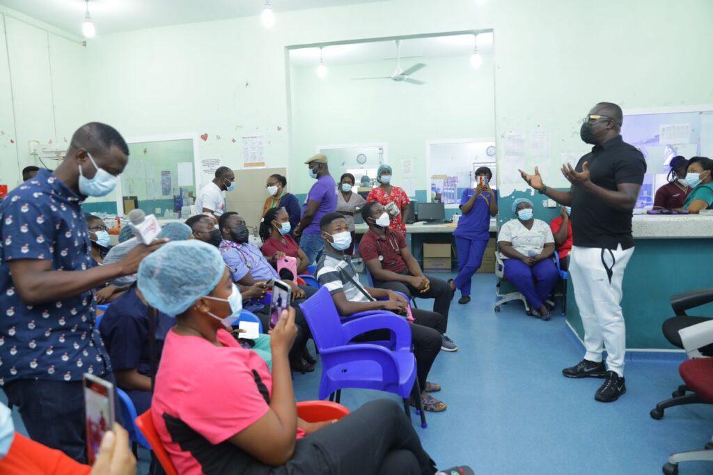 Kumasi gears up for Vim Walk for Baby Nkunim 1